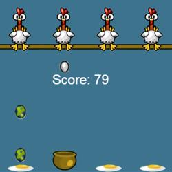 Series nghịch ngợm - Làm game hứng trứng